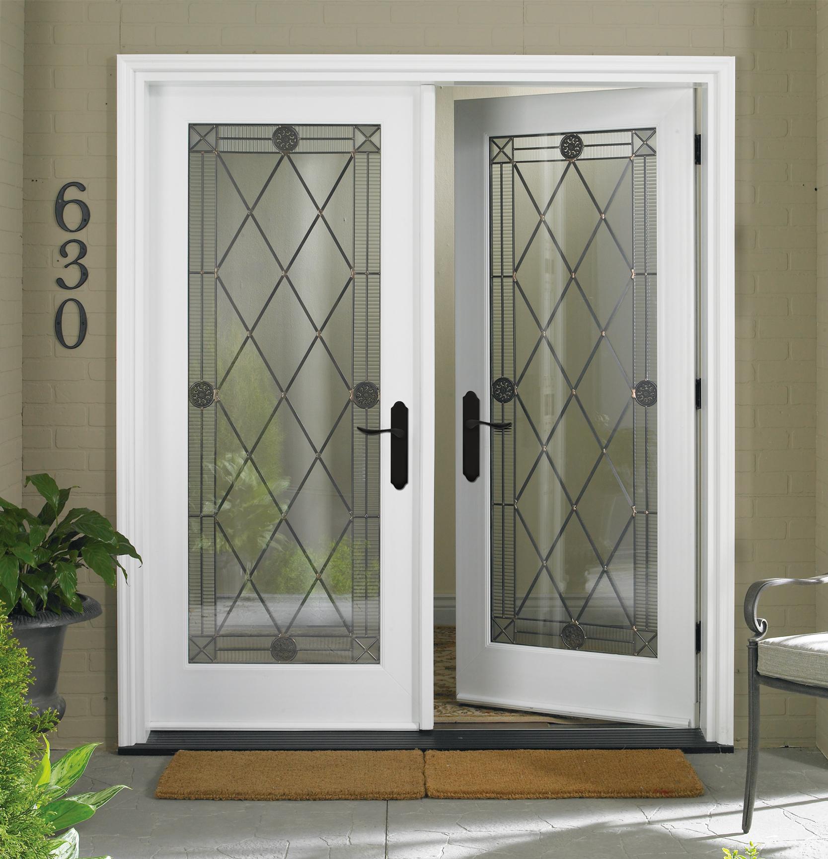 Patio Doors Collection Sliding Amp In Swing Patio Door