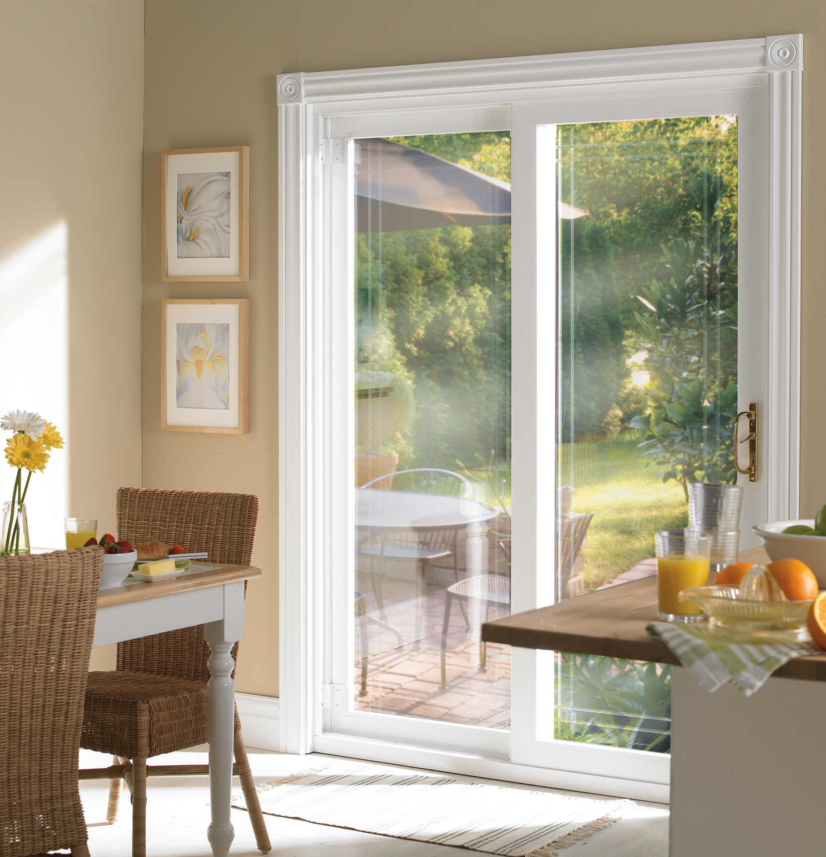 Patio Doors Collection Sliding In Swing Patio Door