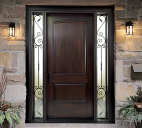 Lifetime Entry Door Collection
