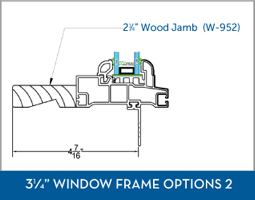 product Accessories - Frame Options