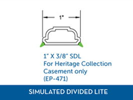 Simulated Divided Lite