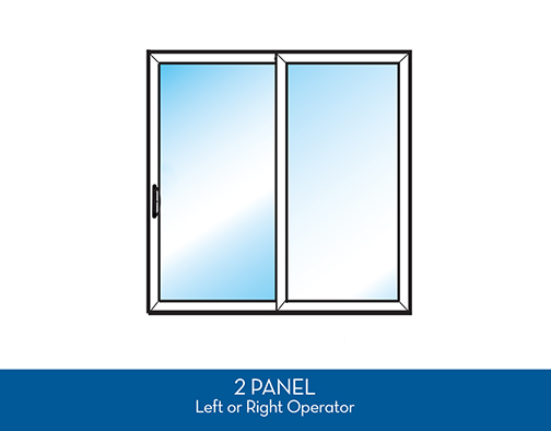Sliding Patio Doors - Configuration1