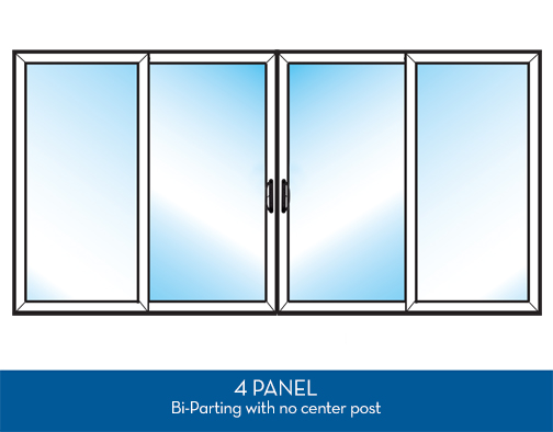 Sliding Patio Doors - Configuration2