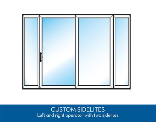 Sliding Patio Doors - Configuration3