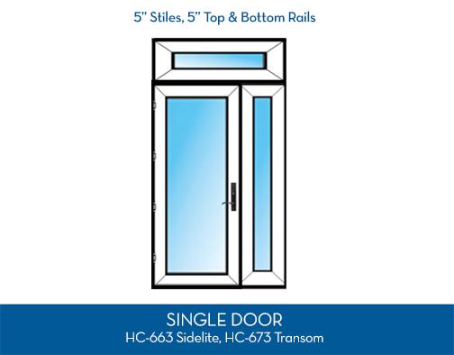 Patio Doors Configuration - Swing