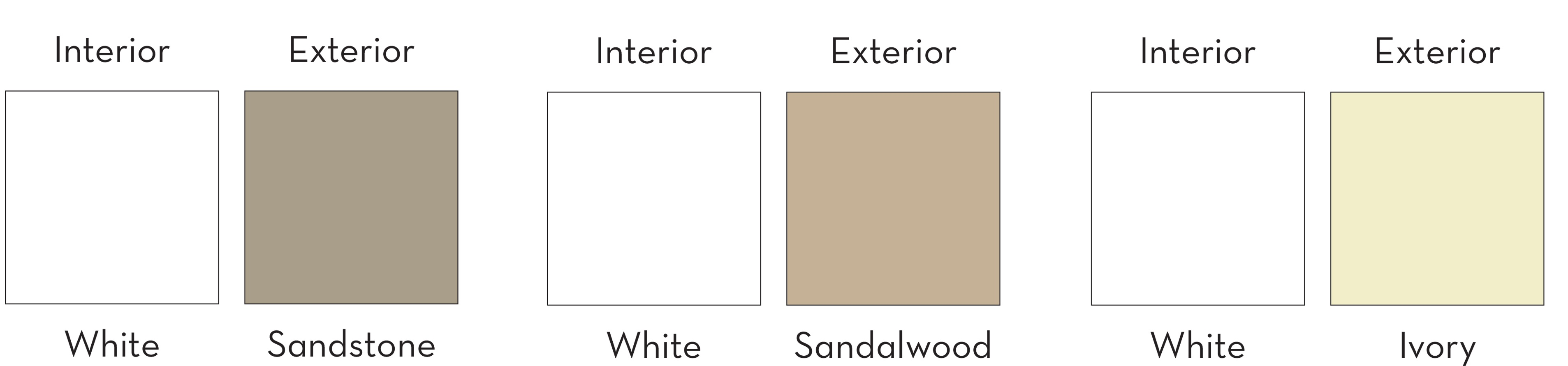 Product - Windows Colors