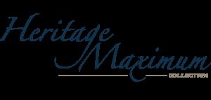 Hertiage Max Logo Rev