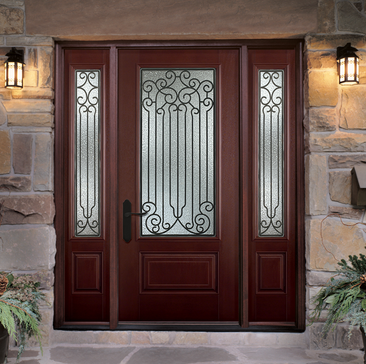 Classic Entry Door (Citadel)