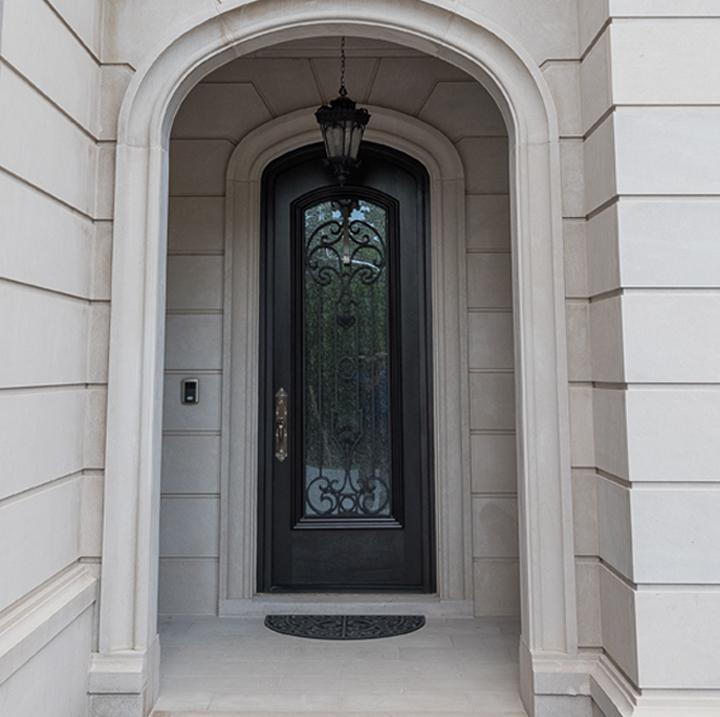 Classic Entry Door (Citadel)