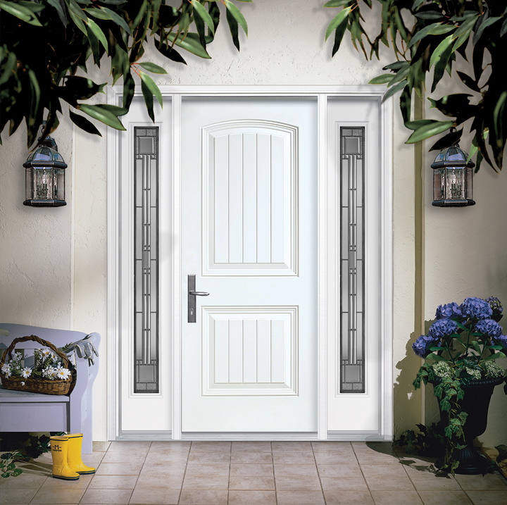 Classic Entry Door (Elegance)