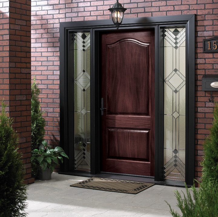LifeTime Entry Door