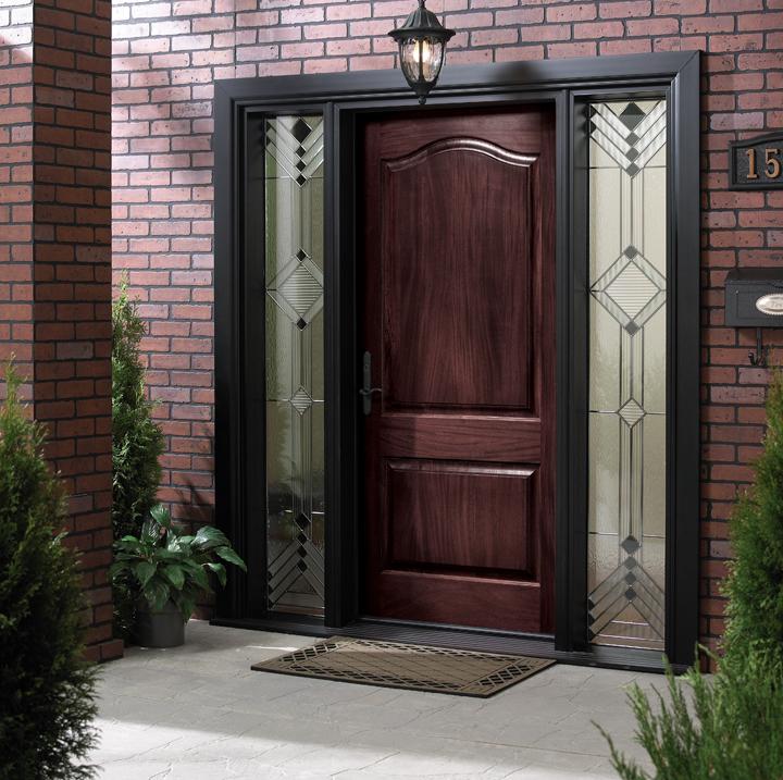 LifeTime Entry Door