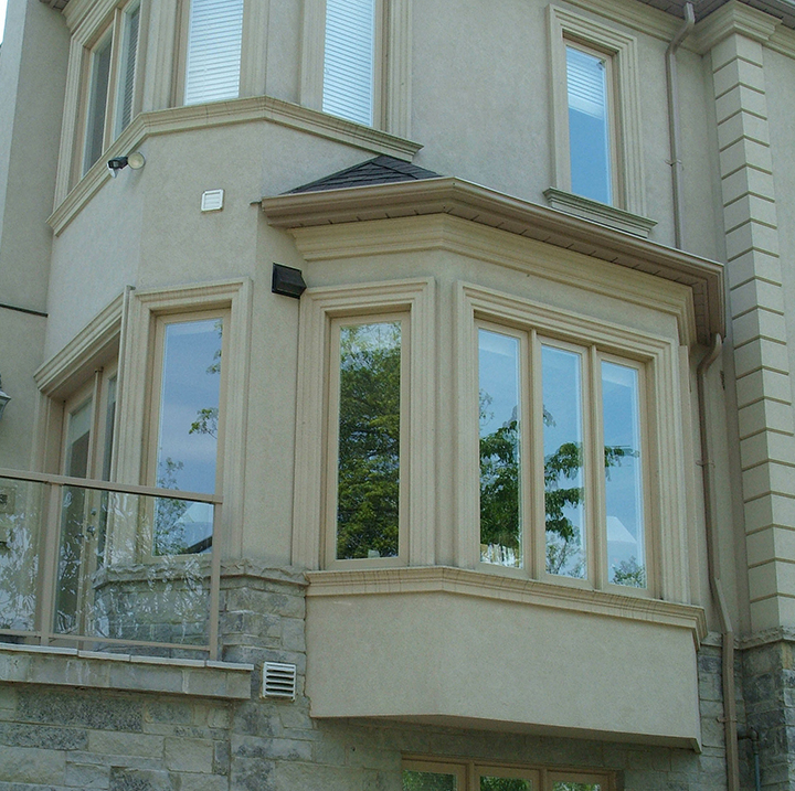 Custom Windows - Bay Windows