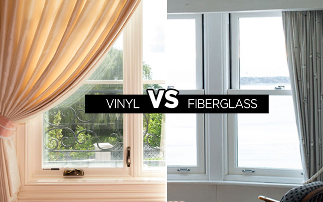 Fibreglass VS Vinyl Windows: Best Windows for Canadian Climate page graphic