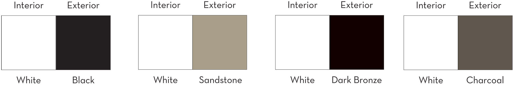 Product HC101 Colours- Windows