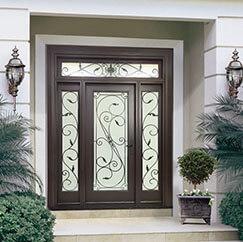 Front Doors - Lifetime Entry Door