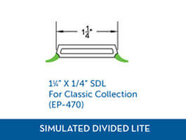 Awning Windows - Simulated divided Lite1