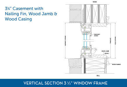 Awning Windows - Vertical Section1