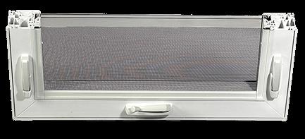 Vinyl Window HC126 CrossSection Display Image