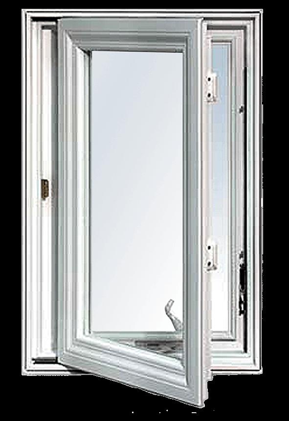 Vinyl Window HC101