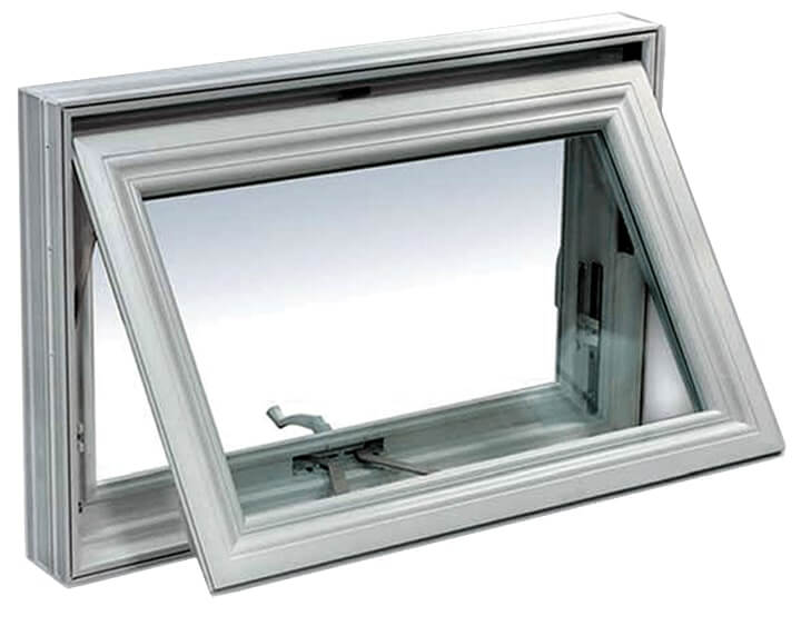 Vinyl Window HC126 CrossSection Main Display