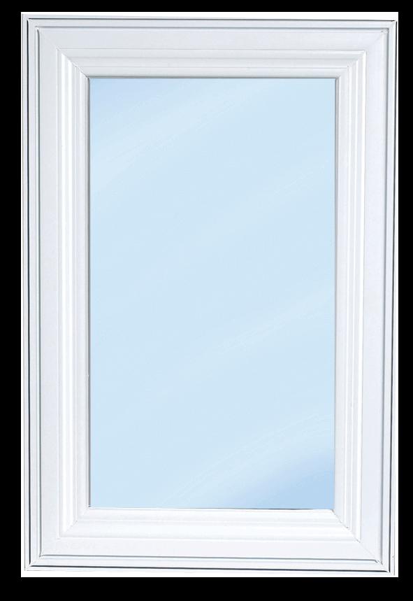 Vinyl Window HC176