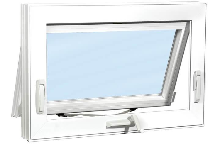 Vinyl Window WC125 CrossSection Main Display