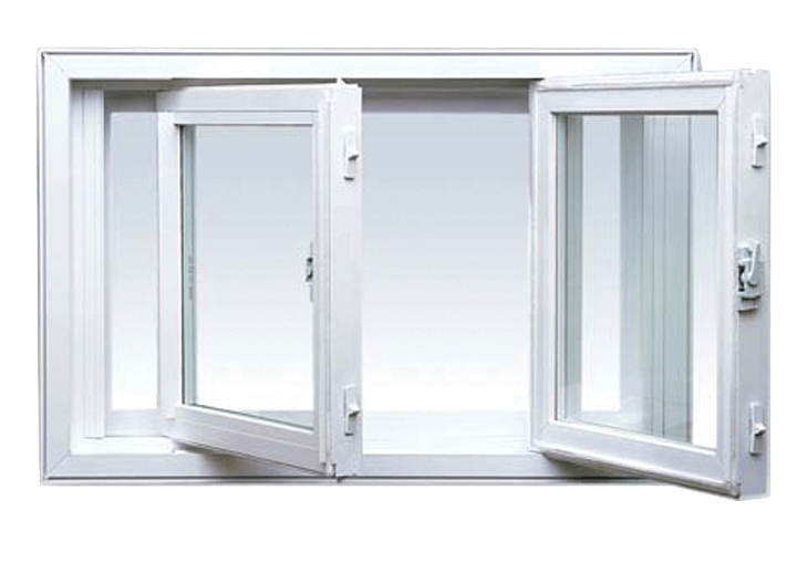 Vinyl Window WC250 CrossSection Main Display