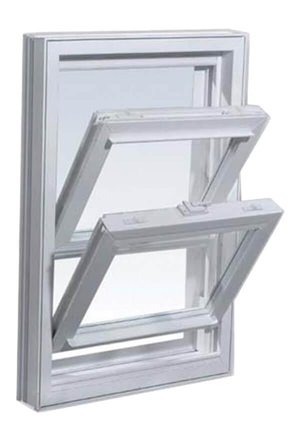 Vinyl Window WC251 CrossSection Main Display
