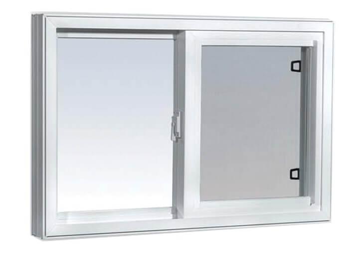 Vinyl Window WC325 CrossSection Main Display