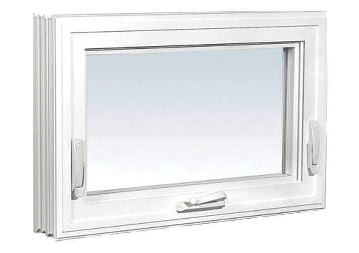 Vinyl Window WC425 CrossSection Main Display