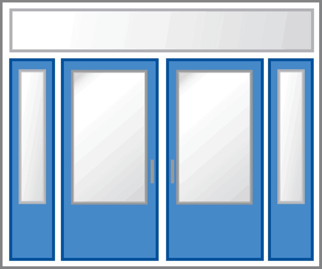 Entry Door Door Panel Option