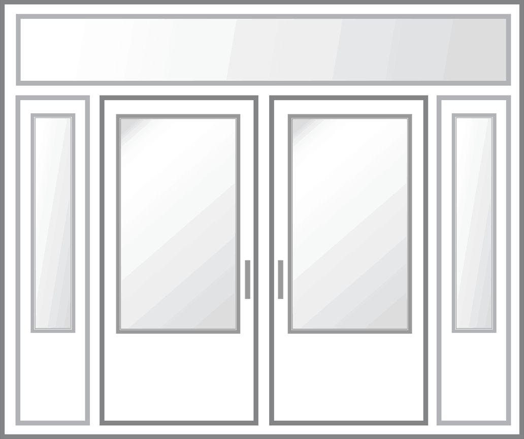 Entry Door Finish Option