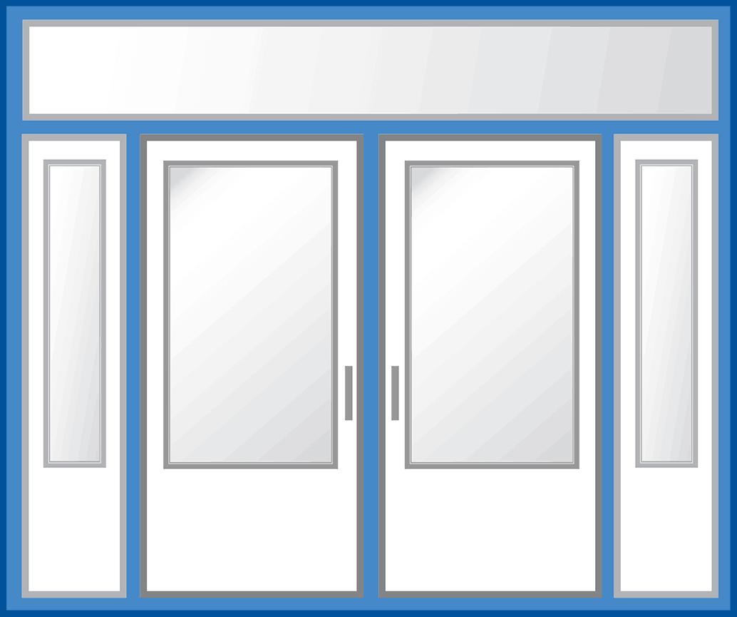 Entry Door Frame Option