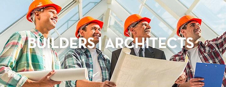 Vinyl Window Builders & Architects Banner